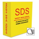 MSDS Information and Racks