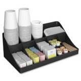 Condiment and Vending Organizers